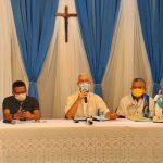 Arquidiocese de Santarém anuncia que festa da padroeira vai ocorrer, mas de forma diferente