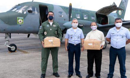 Ventiladores mecânicos doados pelo Papa Francisco são entregues no Pará