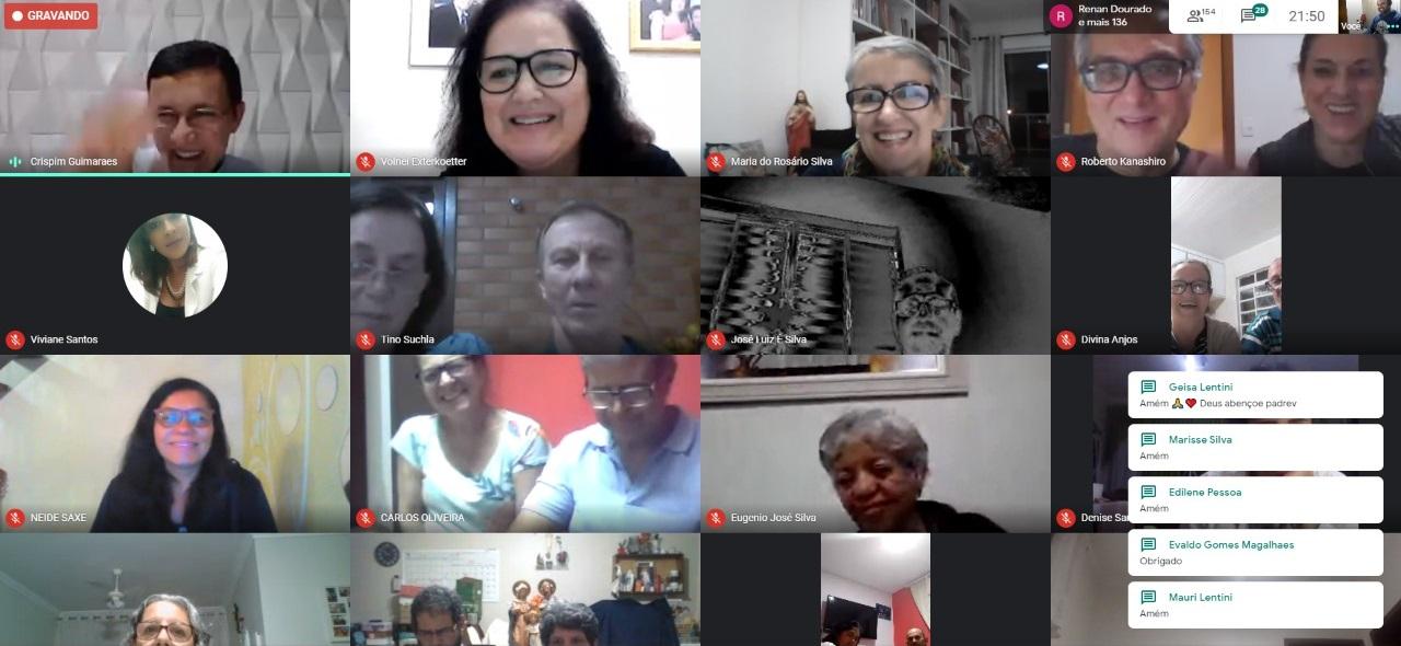 Instituto Nacional da Família e da Pastoral Familiar promove primeira turma virtual