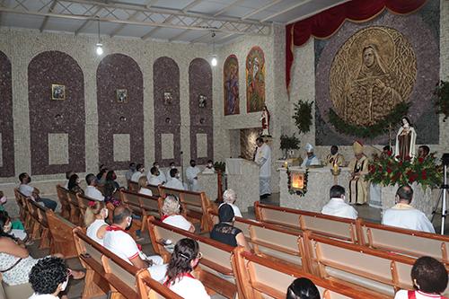 Paróquia Santa Teresinha da Amazônia é instalada na Arquidiocese de Belém