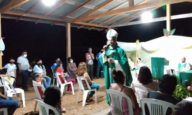 Inaugurada Comunidade Santo Antônio de Lisboa em Área Missionária na periferia de Marituba