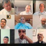 Encontro com bispos nomeados recentemente pelo Papa Francisco é realizado de forma virtual