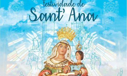 Lançado cartaz da festa de Sant'Ana 2020 – Diocese de Óbidos