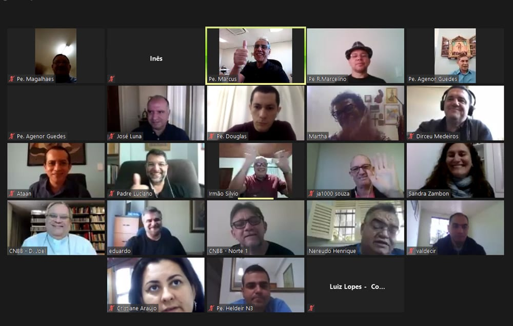 Secretários executivos discutem como ajudar o Brasil a ter encontro com a Palavra de Deus