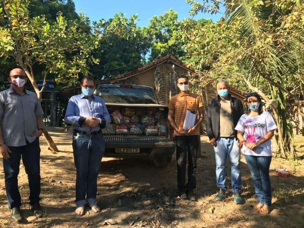Mais uma ação caritativa em Marabá
