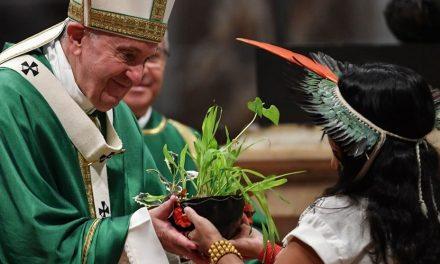 Repam e Verbo Filmes lançam documentário sobre sonhos do Papa para Amazônia