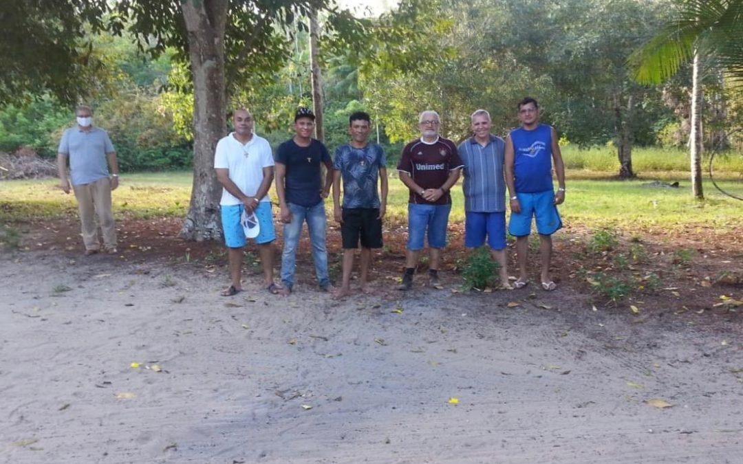 Fazenda da Esperança em Óbidos passa por adaptações em meio à pandemia