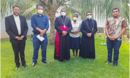 Tribunal Eclesiástico da Diocese do Xingu tem nova equipe de trabalho