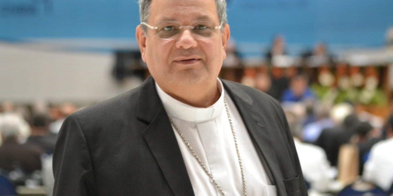 """Dom Joel Portella Amado: """"Choro por todas as vítimas"""""""