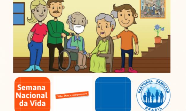 Comissão Vida e Família promove Semana da Vida em sintonia com a CF 2020