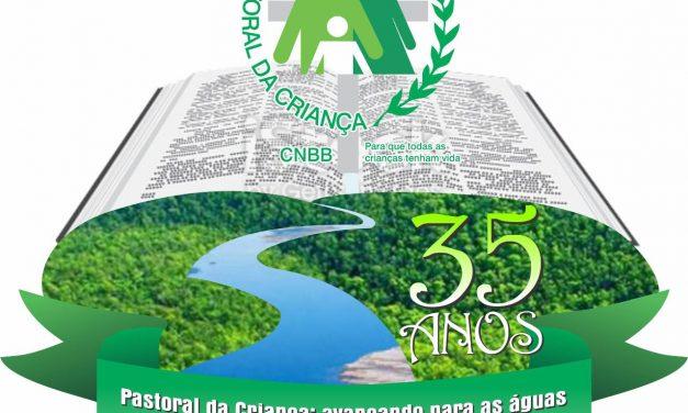 Diocese de Bragança do Pará celebra 35 anos da Pastoral da Criança