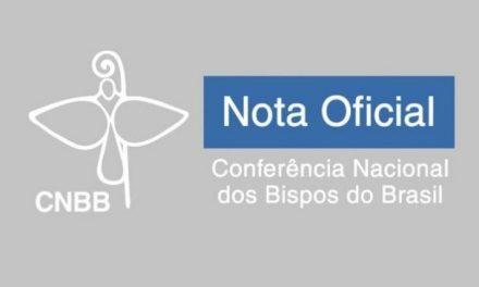 """CNBB emite nota sobre o projeto de lei conhecido como """"projeto que perdoa dívida das igrejas"""""""