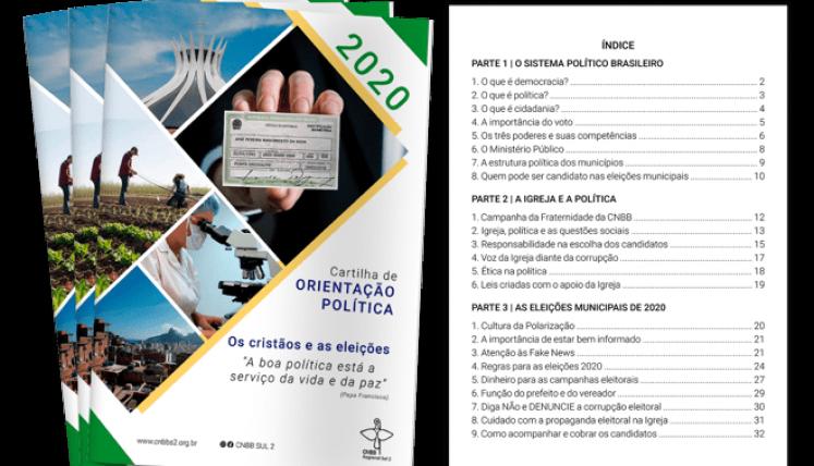 Eleições 2020: à venda os subsídios que contribuem na preparação dos cristãos para o processo eleitoral