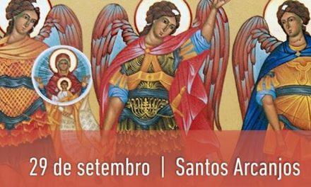 Igreja celebra neste dia, 29 de setembro, os santos arcanjos Miguel, Gabriel e Rafael