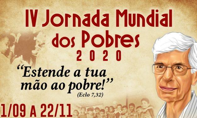 Cáritas Belém organiza IV Jornada Mundial dos Pobres