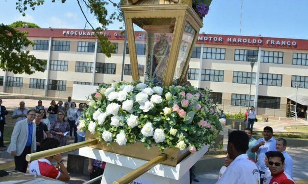 Missa de envio marca o início das peregrinações do Círio de Nazaré 2020