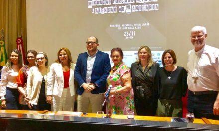Comissão Justiça e Paz do Norte 2 da CNBB atua firme no combate ao tráfico e exploração de crianças e mulheres