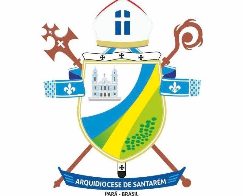 Arquidiocese Santarém emite novo protocolo para retomada das celebrações comunitárias