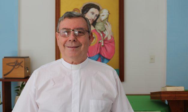 Dom Jesus Berdonces, Bispo de Bragança do Pará, está internado em Belém