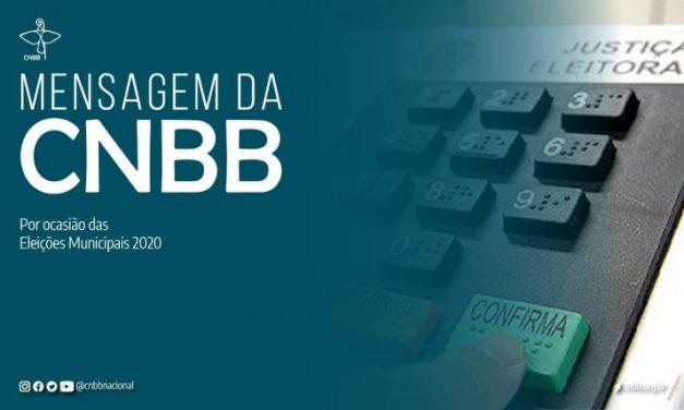 Eleições municipais 2020: CNBB aponta, à luz da Doutrina da Igreja Católica, qual o perfil esperado de políticos