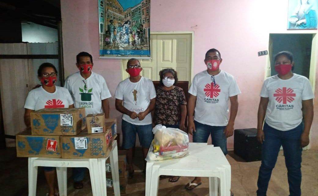 Diocese de Macapá distribui doações advindas da Campanha SOS Amapá