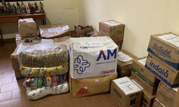 Doações do SOS Amapá chegam ao estado que sofre apagões há 15 dias