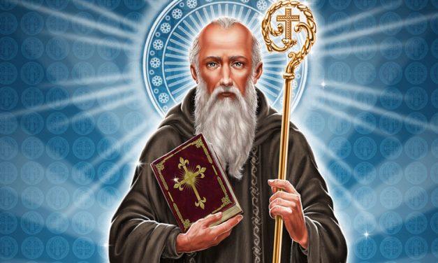 Artigo: A correção fraterna e a obediência na regra de São Bento