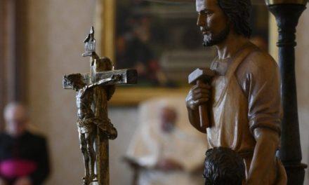 """Papa Francisco convoca o """"Ano de São José"""""""