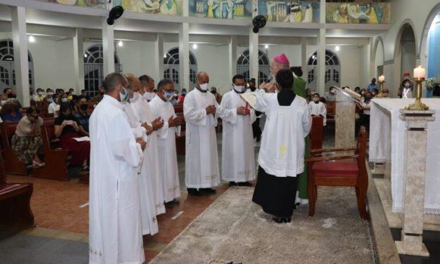 Seis novos diáconos permanentes serão ordenados neste sábado, 5, para a Diocese de Macapá