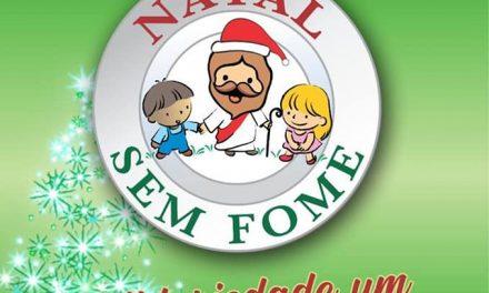 Campanha Natal Sem Fome deve arrecadar 700 cestas básicas em Santarém