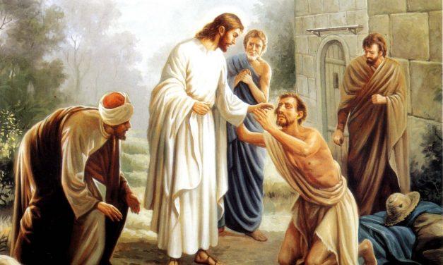 Artigo: Quaresma e Fraternidade: conversão de olhos fixos em Jesus Cristo
