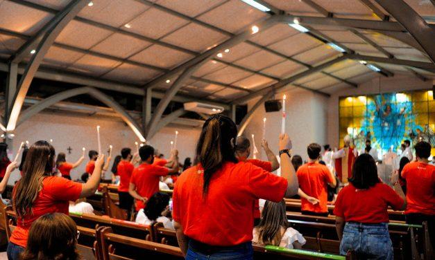 Comunidade Caju realiza formações online para juventude receber Sacramentos durante período de pandemia