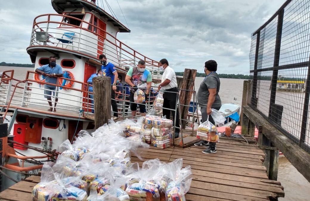 Ações e parcerias em busca do bem comum se fortalecem durante a pandemia em todo o regional Norte 2