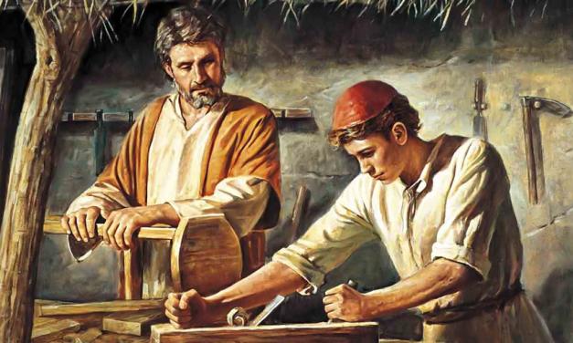 Artigo: O coração de pai de São José