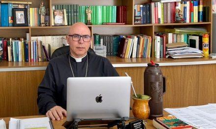Dom Ricardo Hoepers convida o episcopado brasileiro a se unir ao projeto de celebração do Ano Família Amoris Laetitia