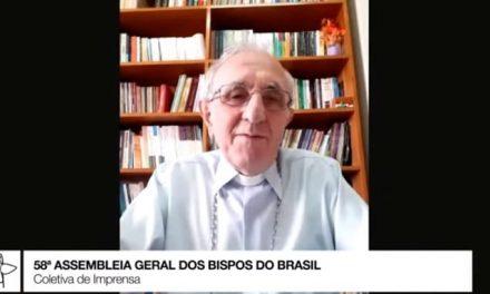 """""""Queremos que a Palavra de Deus seja sempre mais desejada pelo povo"""", afirmou Dom Armando Bucciol"""