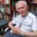 Com 96 anos, o bispo emérito de Limoeiro do Norte (CE), Dom Manuel Edmilson, dá exemplo de unidade na participação na 58ª AG CNBB