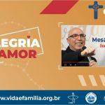 """Webinário """"Alegria do Amor"""" terá programação de conferências e debates sobre o matrimônio e a família"""