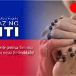 CNBB promove jornada de oração e missão dedicada à paz no Haiti