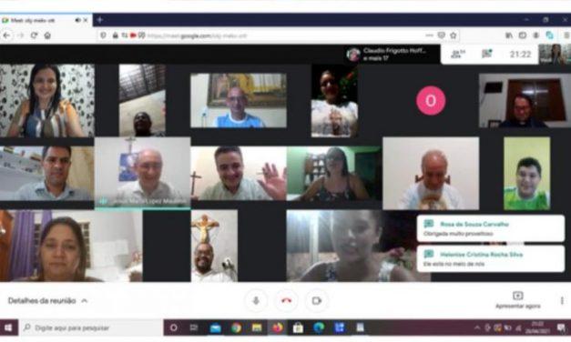 Diocese de Marabá realiza Roda de Conversa virtual sobre o Pacto Educativo Global