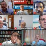 Bispos do Regional Norte 2 se reúnem novamente de forma remota