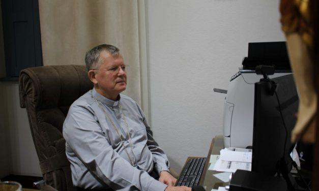 Dom Jaime afirma que a Igreja não pode se calar no contexto da pandemia do coronavírus