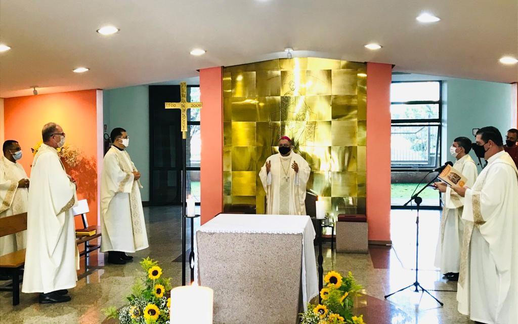 Missa de abertura da 58ª Assembleia Geral da CNBB: nascer de novo e anunciar impulsionados pelo Espírito