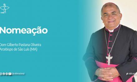 Paraense, dom Gilberto Pastana de Oliveira, é nomeado arcebispo de São Luís