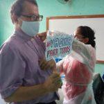 Dom Vital recebe segunda dose da vacina contra Covid