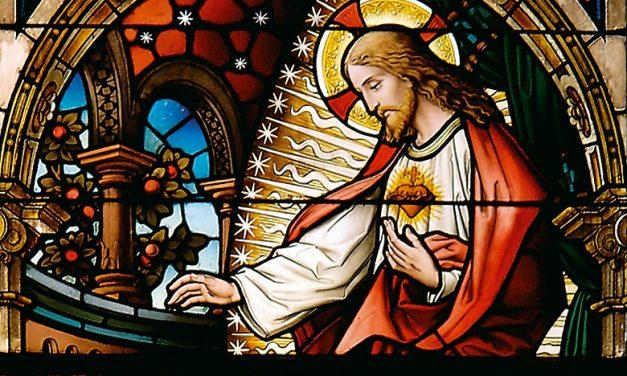 Artigo: O coração humano e o Sagrado Coração de Jesus.