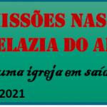 Boletim Informativo nº 04 – Missões nas Fronteiras – Prelazia do Alto Xingu – Tucumã
